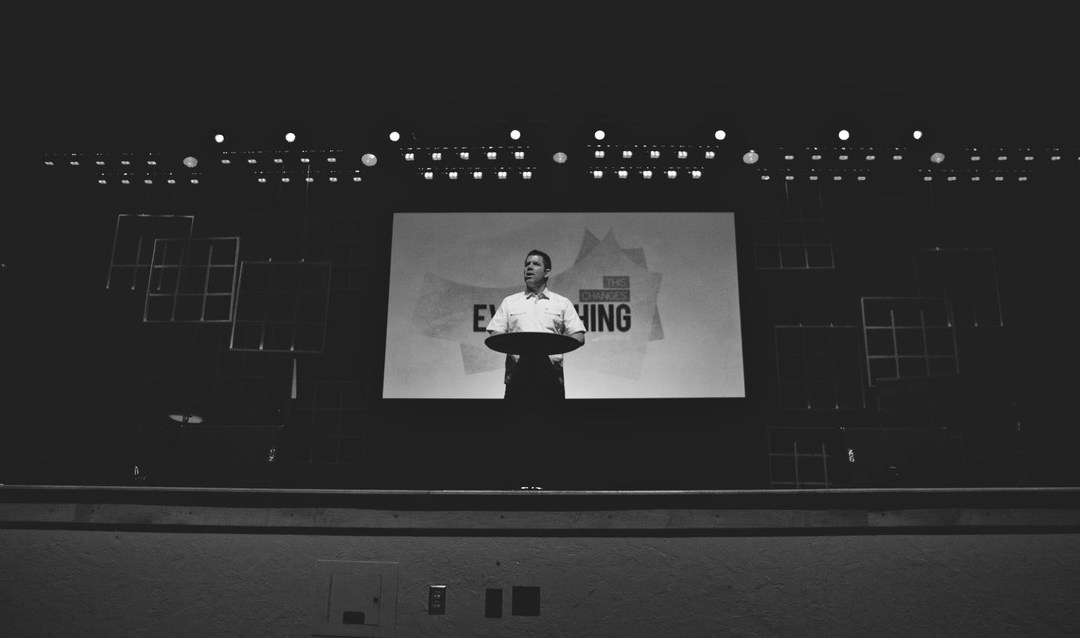 Pastors: Here's How to Stop Preaching Legalism
