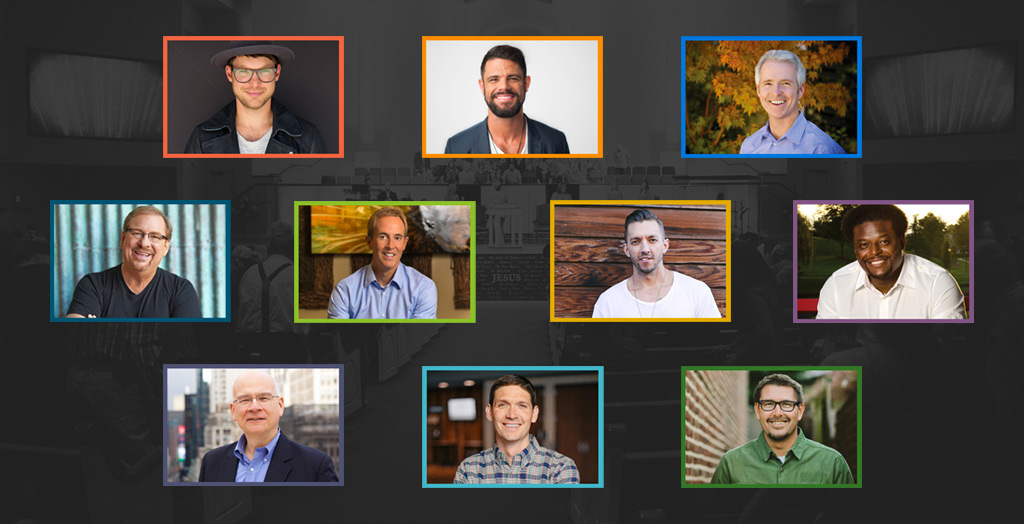 The Average Sermon Length of These 10 Well Known Pastors