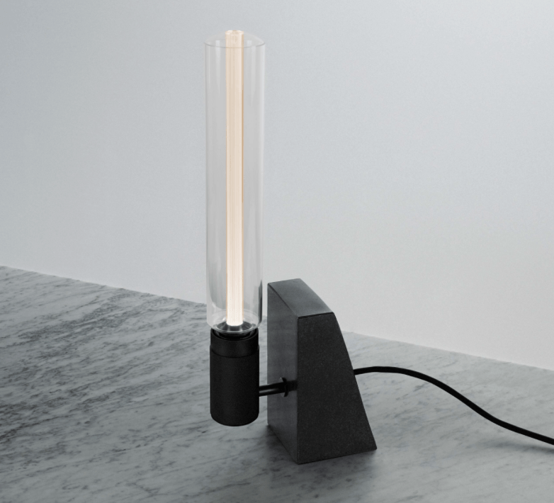 Buster + Punch Stone Lamp