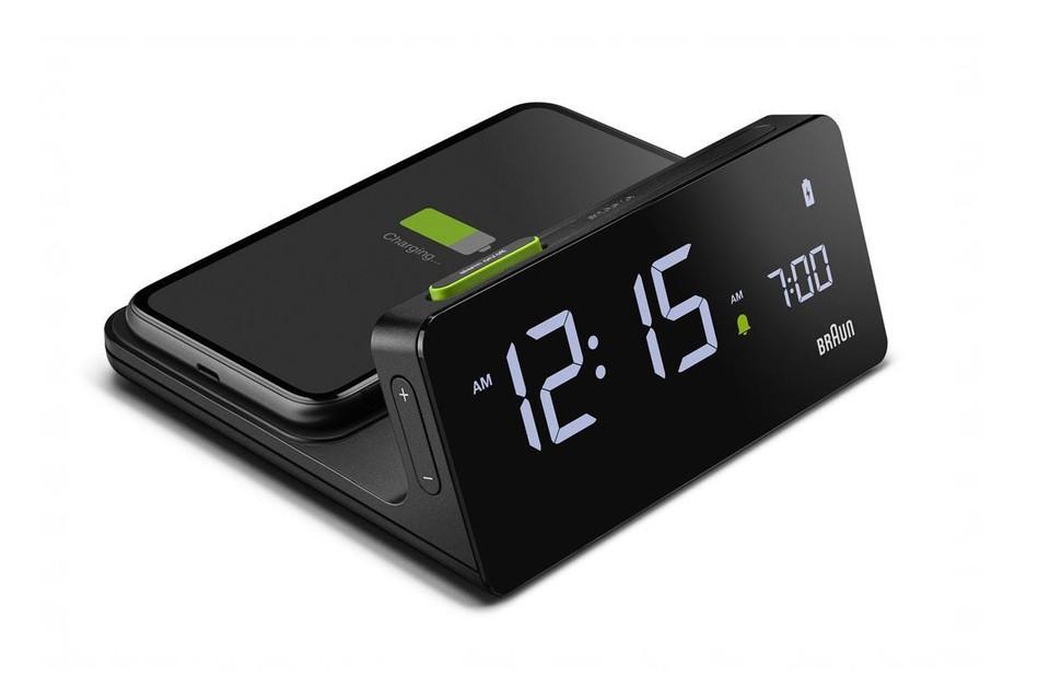 Braun Alarm Clock Charger