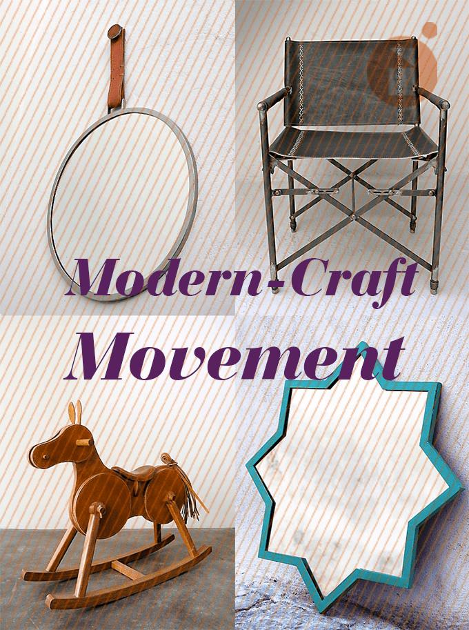 modern-craft movement