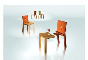 Fa-mi-ly chair design