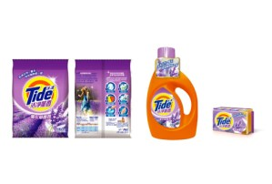 Tide Brand Re-stage Project – Disruptive New Product Launch