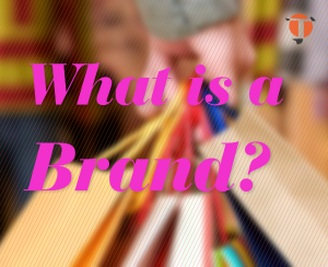 What is a brand – a Visual Introduction