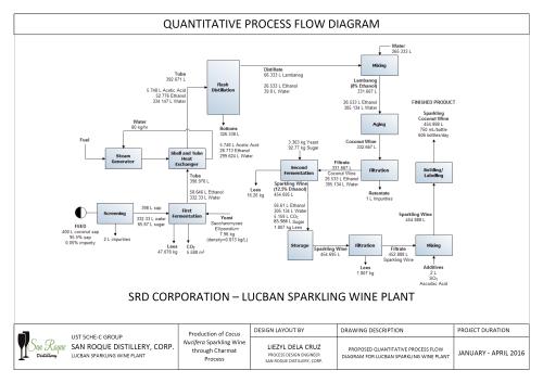 small resolution of quantitative process flow diagram srd