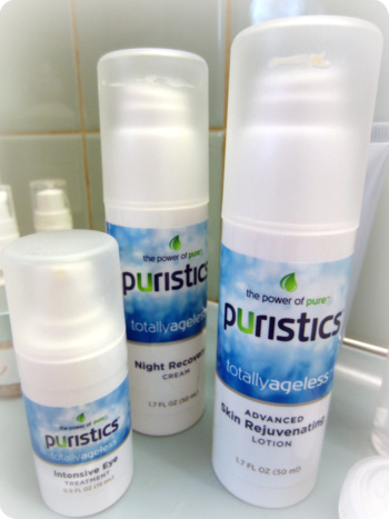 Puristics Face Cream Review