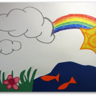 Activities for Toddlers {Arts & Crafts}