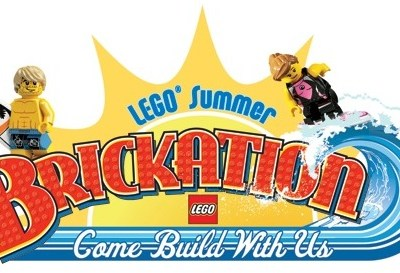 Lego Brickation now in Myrtle Beach, SC! {giveaway}