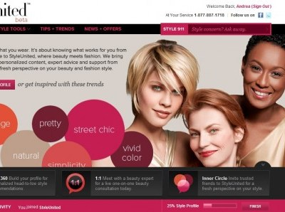 Build your Style Profile with StyleUnited
