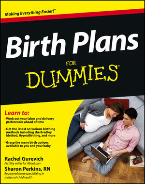 Pregnant and planning? Check out Birth Plans for Dummies {giveaway}