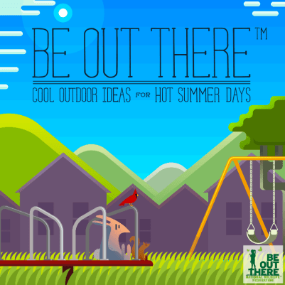 Be Out There e-book cover