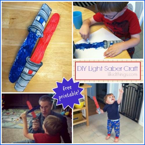 light saber craft