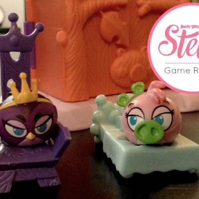 We love Angry Birds Stella! TelePods & Game Review