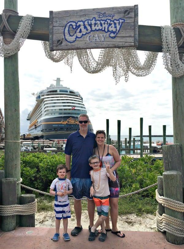 Family Castaway Cay