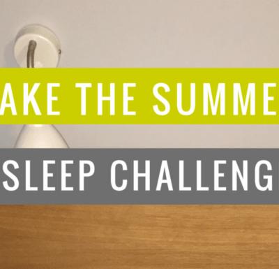 Summer Sleep Challenge