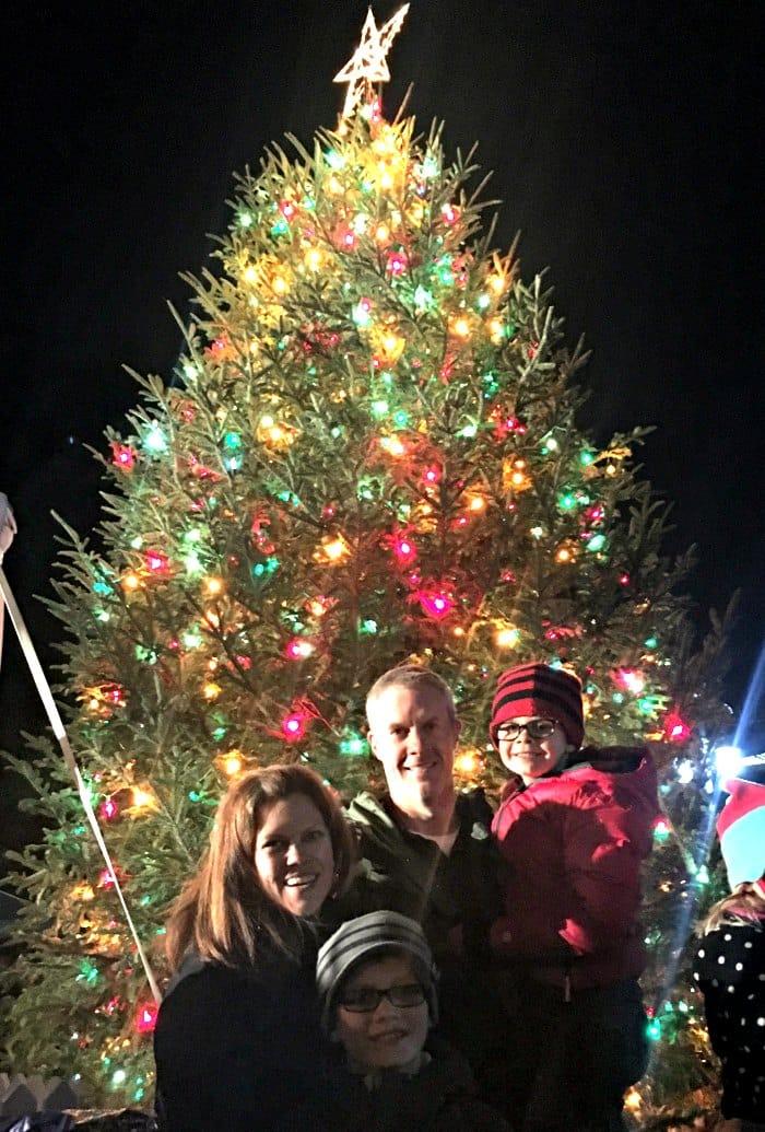Family Capitol Tree