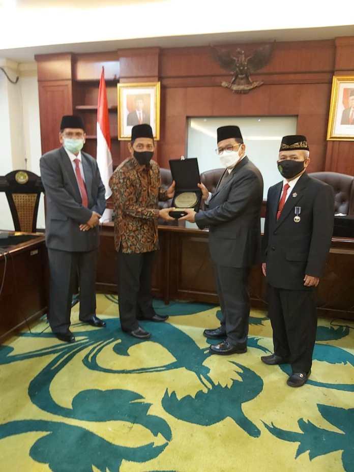 FKUB Jawa Tengah Sabet Harmony Award 2020