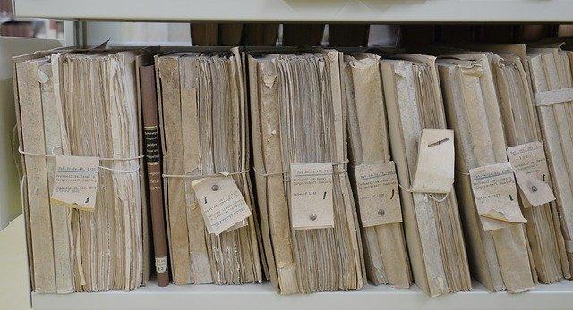 acta notarial deposito documentos