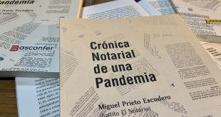 crónica notarial de una pandemia