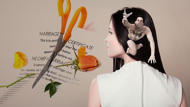 divorcio y patria potestad