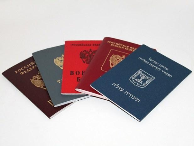 identificación heredero extranjero