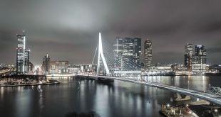 Rotterdam tres días