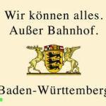 Die baden-Württemberg Juristen sind ein sehr spezielle Völkchen - sie machen alles außer Recht.