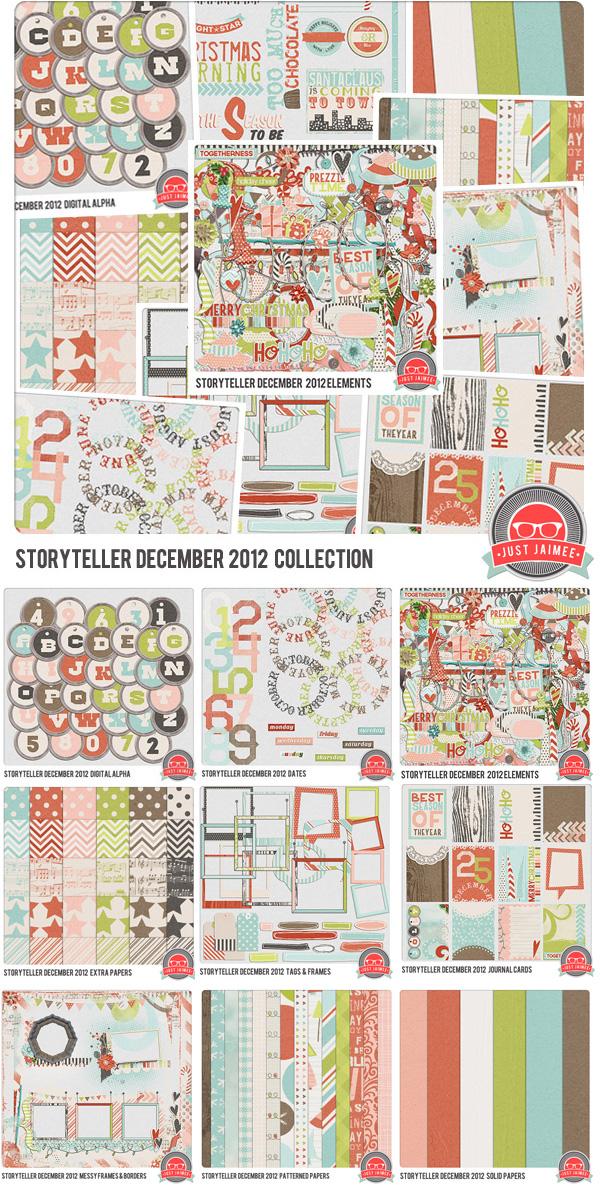 December Storyteller Collection 2012