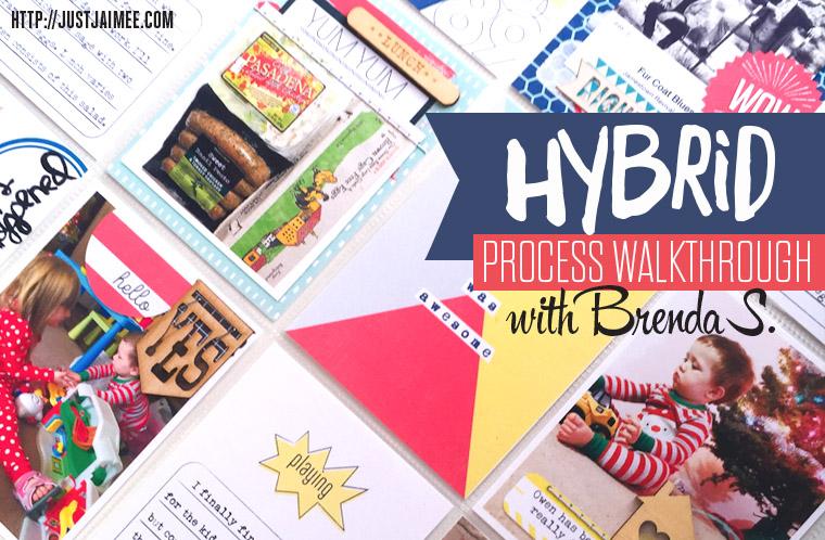 Hybrid Pocket Page Process with Storyteller