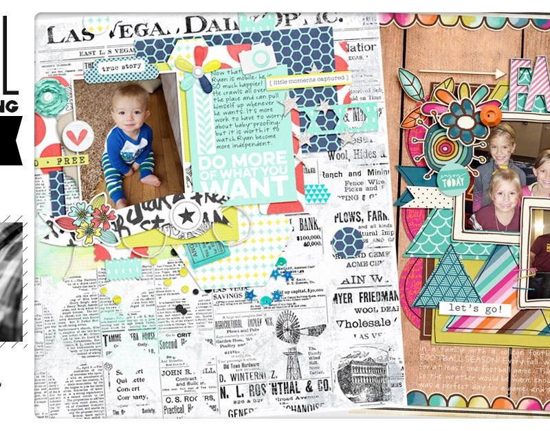 Digital Scrapbooking Tips Top 5 Time Savers