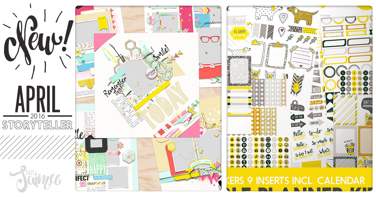 May Planner Kit