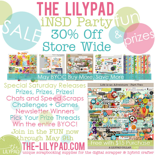 NSD The Lilypad Party