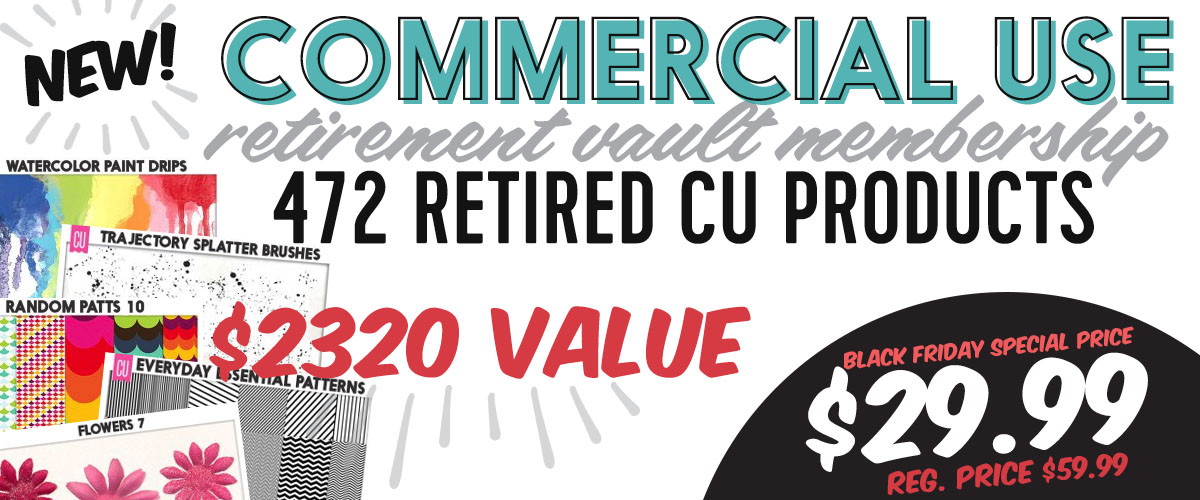 Commercial Use Designer Resource Retirement Vault Deal