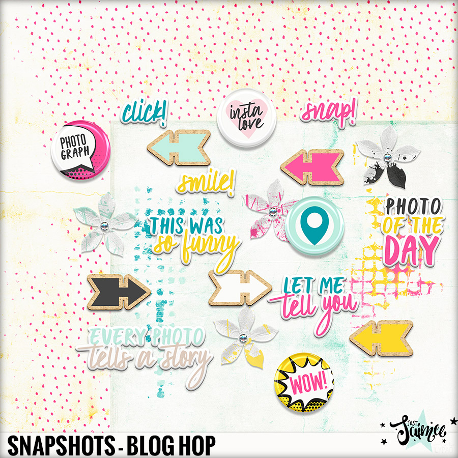 Snapshots – The Lilypad Blog Hop Stop Here!