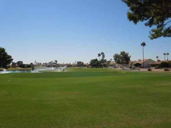 Sun City Grand Golf Course Homes - Arizona 55+ Community