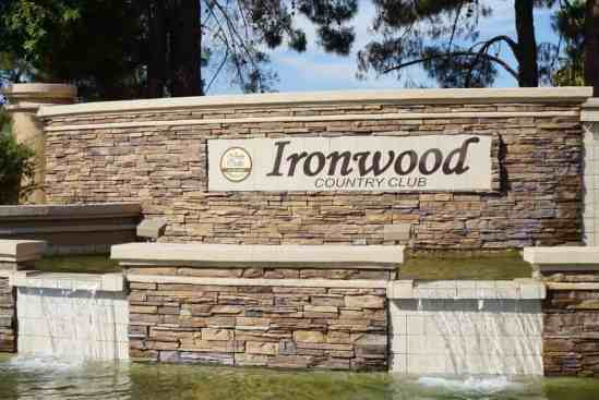 Welcome to Ironwood Sun Lakes