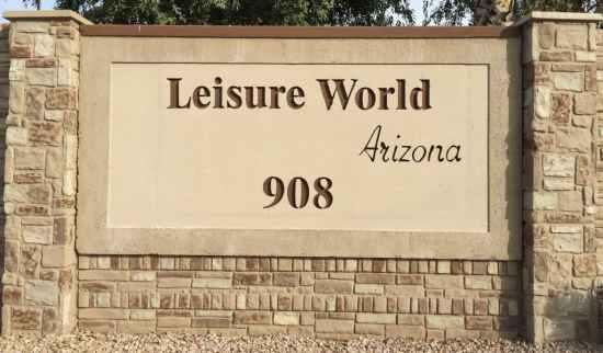 Leisure World 2010 HOA Fees