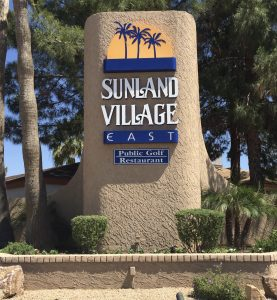 Sunland Village East 2010 HOA Fees