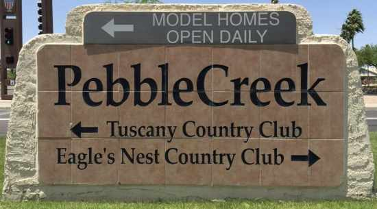 Welcome to Eagles Nest PebbleCreek