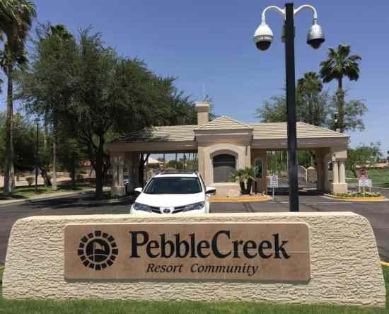 Welcome to Pebblecreek Resort 55 Retirement Community