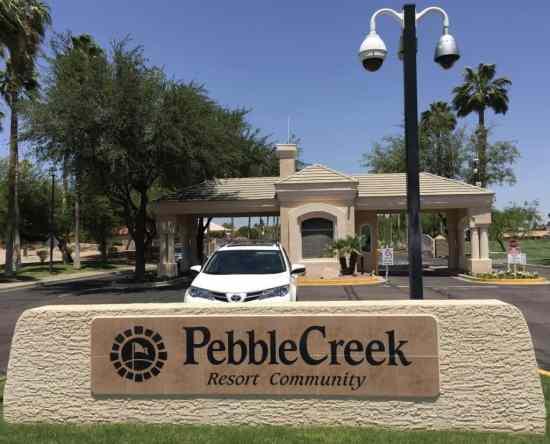 Welcome to Pebblecreek Resort 55 Retirement Community
