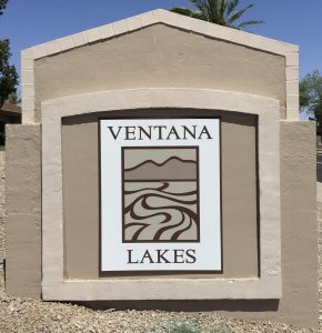 Welcome to Ventana Lakes 55 plus Retirement Community
