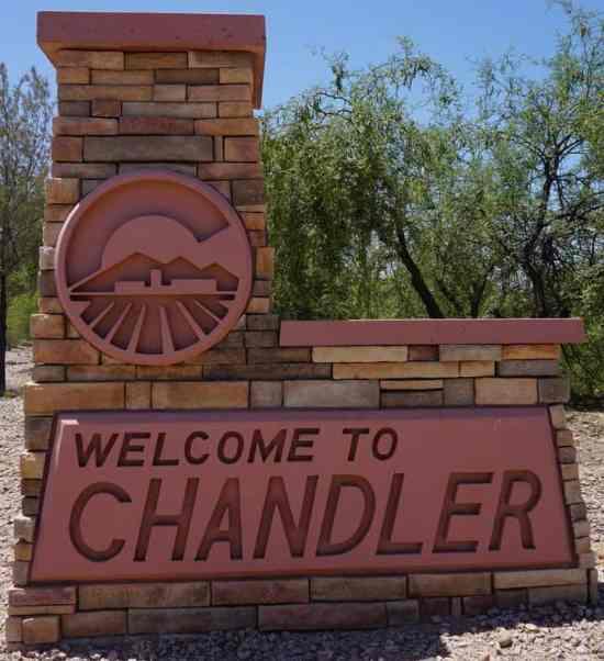 Chandler 55 plus Communities