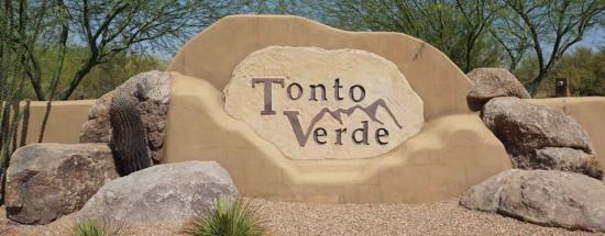 Welcome to Tonto Verde in Rio Verde, AZ