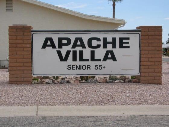 Welcome to Apache Villa - Arizona Retirement Community
