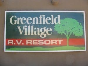 GreenField Village RV Resort