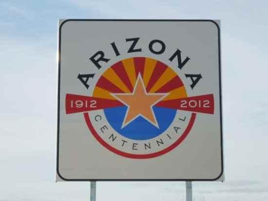 Arizona 100 year Anniversary