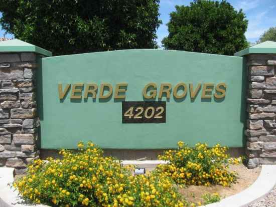 Welcome to Verde Groves a 55 plus gated retirement community