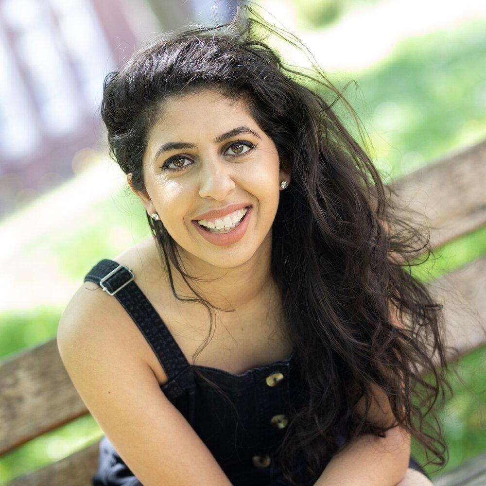Sharena Shiv, Podcaster & Host of Startup Start Now