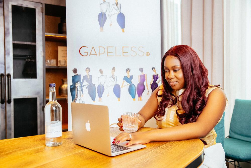 Ufeli, Creative Director of Gapeless
